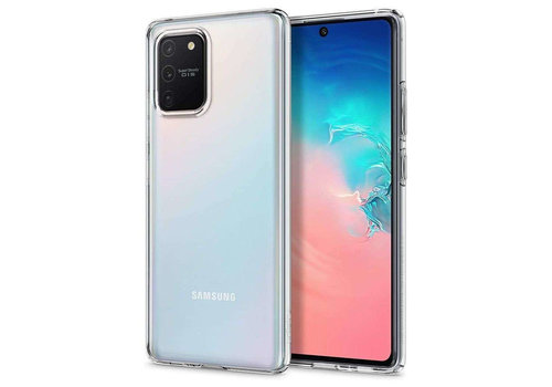 Samsung S10 Lite Hoesje Transparant - CoolSkin3T