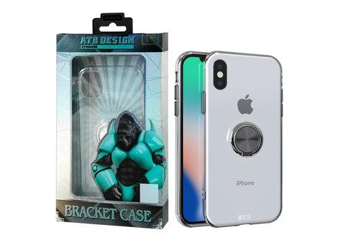 Ring Holder TPU iPhone 8 Plus - 7 Plus