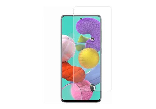 Samsung A71 Screenprotector Glas 9H