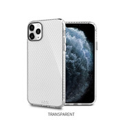 Atouchbo iPhone 11 Pro Max Hoesje Transparant - HoneyComb