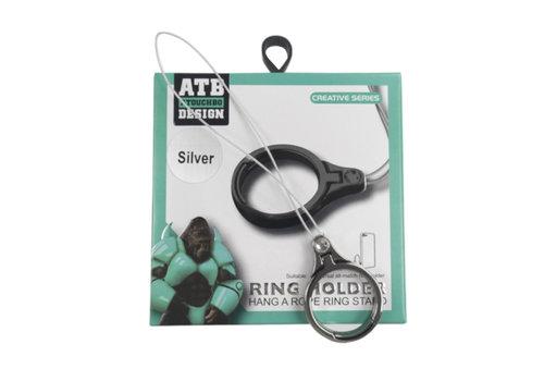 Ring Holder Rope Black