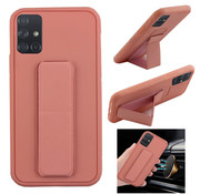 Colorfone Samsung A71 Case Pink - Grip