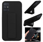 Colorfone Samsung A71 Case Black - Grip