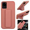 Colorfone BackCover Grip voor Samsung S20 Plus Roze