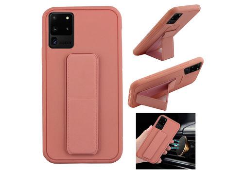 Grip Samsung S20 Plus Roze