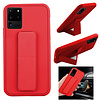 Colorfone BackCover Grip voor Samsung S20 Rood