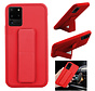 Samsung S20 Ultra Hoesje Rood - Grip