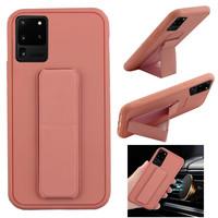 BackCover Grip voor Samsung S20 Ultra Roze