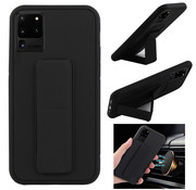 Colorfone Samsung S20 Ultra Case Black - Grip