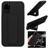 BackCover Grip voor Samsung S20 Ultra Zwart