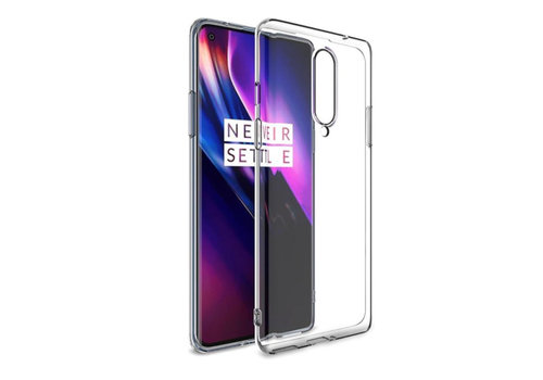 One Plus 8 TPU Hoesje Transparant - CoolSkin3T