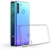 Colorfone Samsung A21 Case Transparent - CS3T