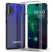 Colorfone Samsung A41 Hoesje Transparant - CoolSkin3T