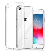 Colorfone iPhone SE 2020 Hoesje Transparant - CoolSkin3T
