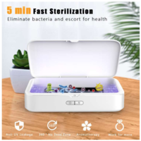UV-C LED Lamp Sterilisator Pro - Anti bacterie box