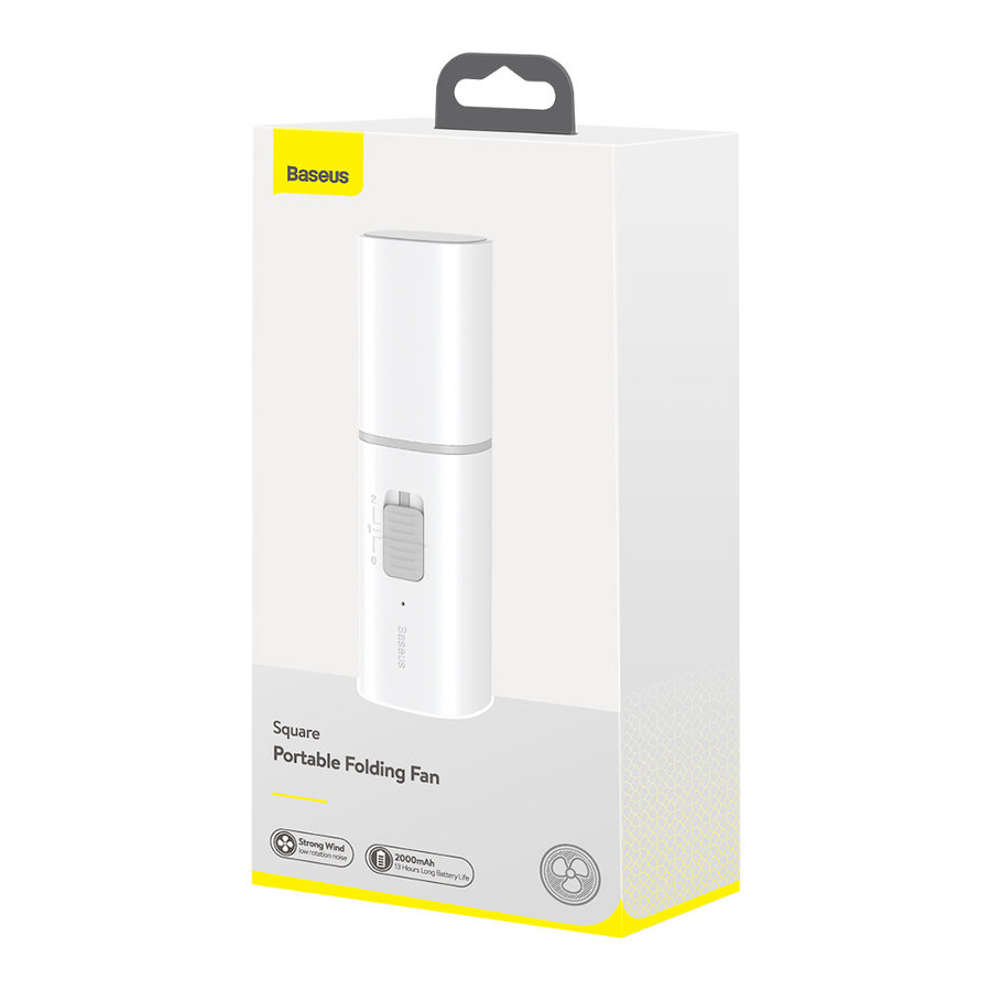 Mini ventilator - Handventilator - USB Ventilator Oplaadbaar
