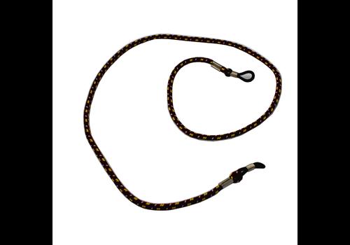 Brillenkoord  Bruin - zonnebril koord