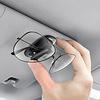 Baseus Brillenhouder auto - Platinum