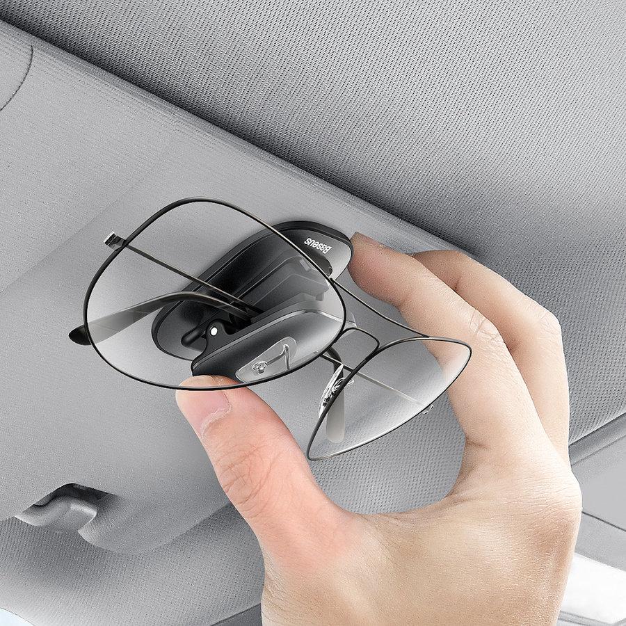 Brillenhouder auto - Platinum