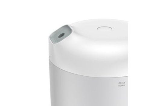 Smart Home Luftbefeuchter 600ml + LED Lampe