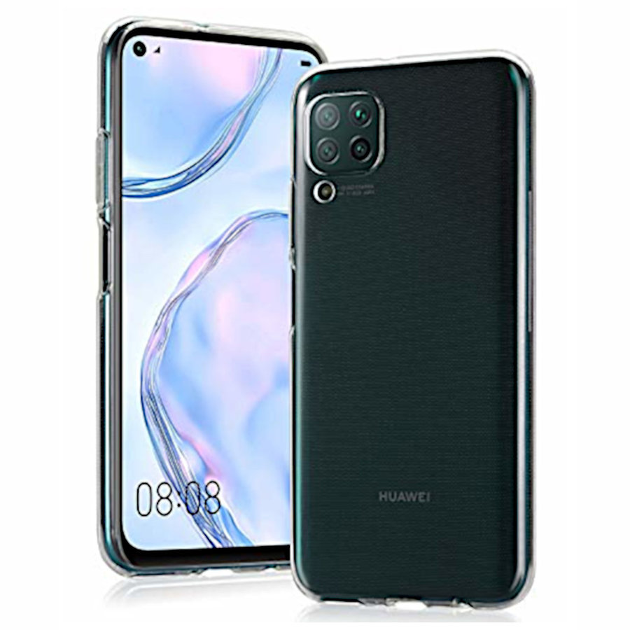 CoolSkin3T TPU Case for Huawei P40 Lite Tr. White