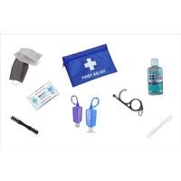 Hygiënische Safety Kit Set - Blauw