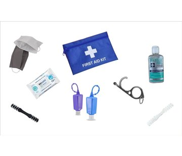Merkloos Holiday Safety Kit Set - Blue
