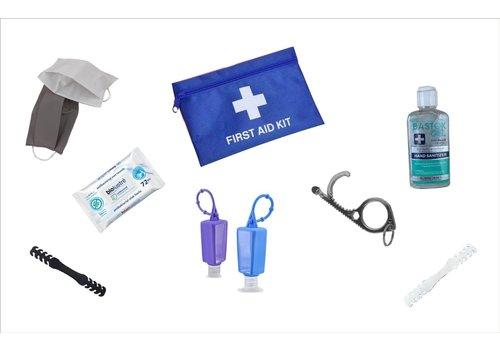 Holiday Safety Kit Set - Blue