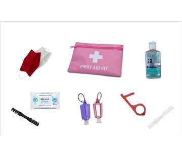 Merkloos Holiday Safety Kit Set - Pink