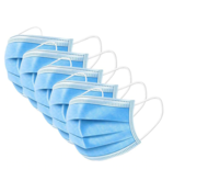 Inherent Disposable masks 10 pieces in sealed packet - masks three layers