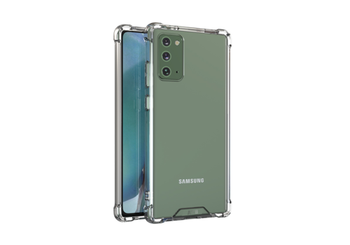 Samsung Note 20 Hoesje - Anti Shock