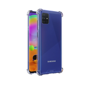 Atouchbo Samsung A31 Hoesje - Anti Shock