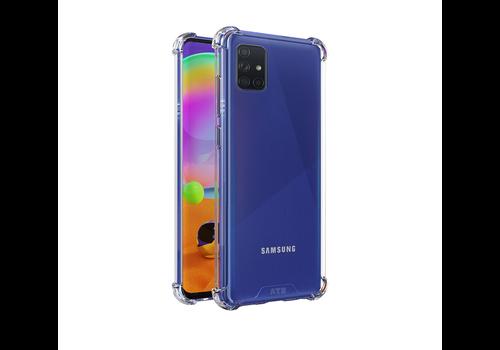 Samsung A31 Hoesje - Anti Shock