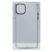 Atouchbo Samsung S20 Ultra Case Transparent - HoneyComb
