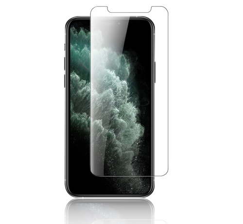 Atouchbo iPhone XS Max en 11 Pro Max Screenprotector - Tempered Glass 2.5D