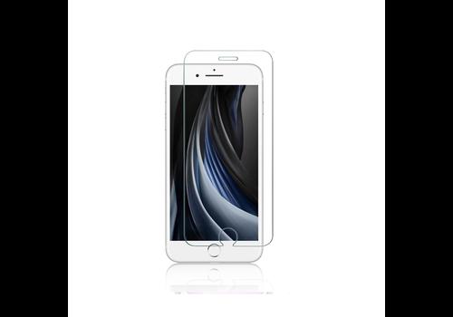 iPhone SE 2020 Screenprotector Glas 2.5D