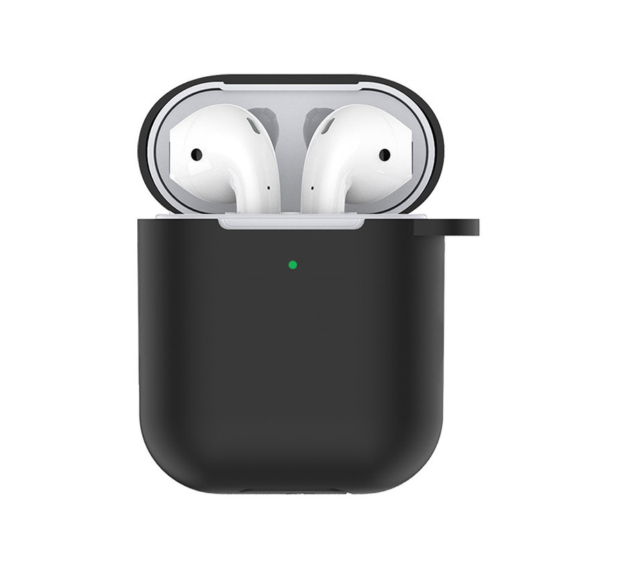 Apple Airpods hoesje - Zwart