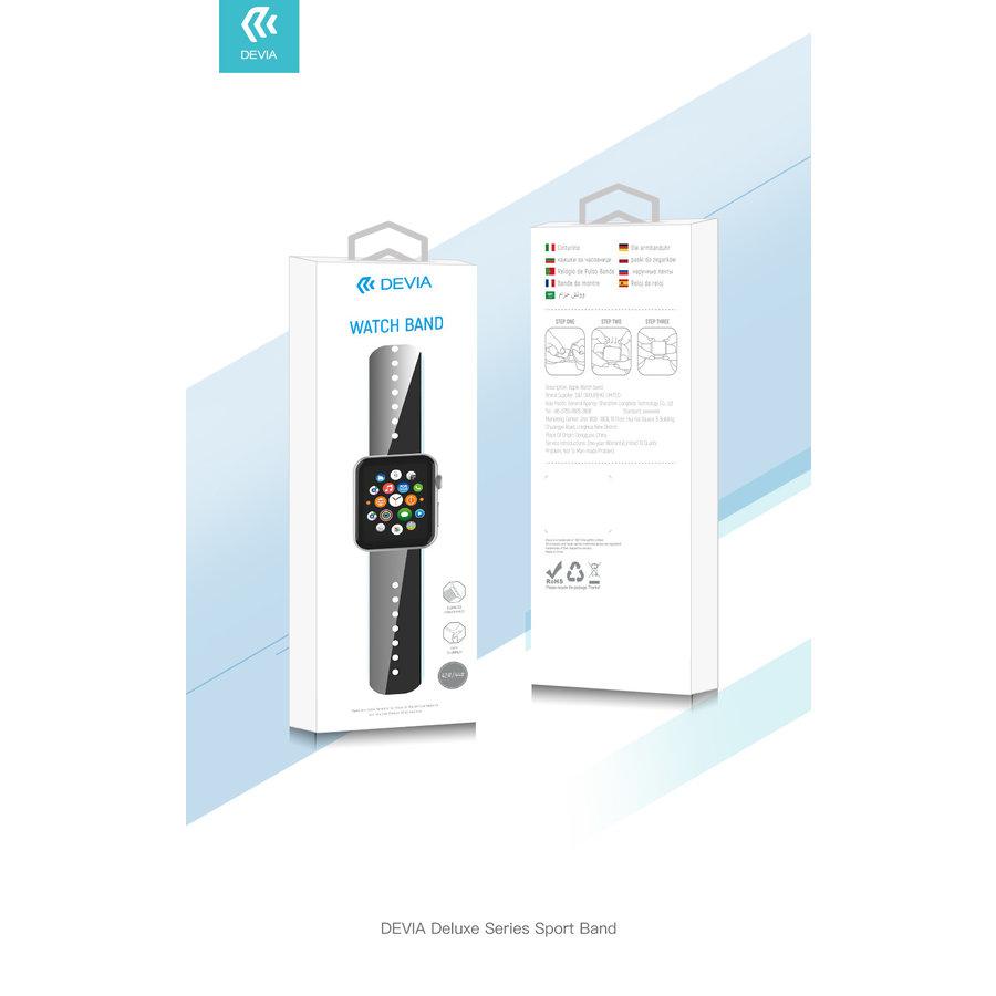 Apple Watch 38/40MM Bandje Beige - Sport Strap