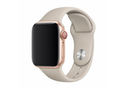 Apple Watch 38/40MM Bandje Beige- Sport Strap