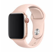 Devia Apple Watch 42/44MM Band Light Pink - Sport Strap