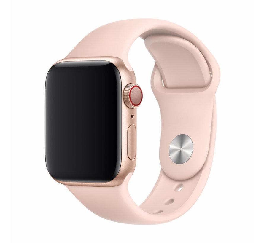 Apple Watch 42/44MM Bandje Lichtroze - Sport