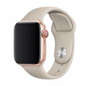 Devia Apple Watch 42/44MM Band Beige - Sport Strap
