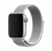 Devia Apple Watch 38/40MM Bandje Grijs - Nylon