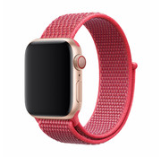 Devia Apple Watch 42/44MM Band Red - Nylon