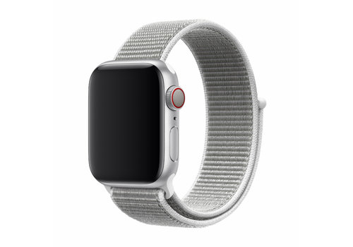 Apple Watch 42/44MM Bandje Grijs - Nylon