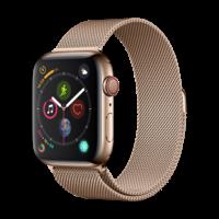 Apple Watch 38/40MM Bandje Goud - Milanees