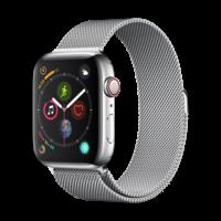 Apple Watch 38/40MM Bandje Zilver - Milanees