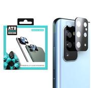 Atouchbo Samsung S20 Plus Lens Protector Zwart ATB