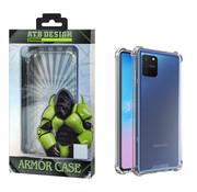 Atouchbo Samsung S10 Lite 2020 Case Transparent - Anti-Shock