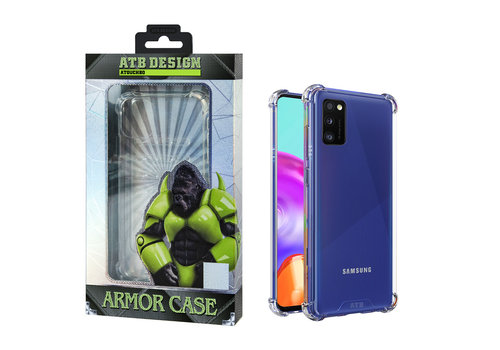 Samsung A41 Hoesje - Anti-Shock